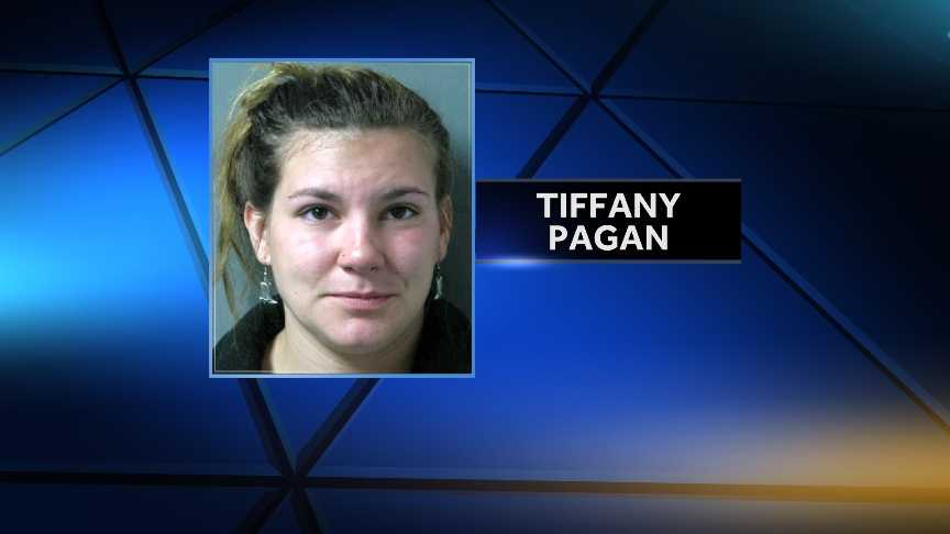 Tiffany Pagan, 25, of Clarendon, Vt. was cited on a charge of child luring by the Rutland Unit for Special Investigations. RUSI says the department for children and families contacted them about its concern about an occurring sexual relationship a 15-year-old boy was allegedly having with Pagan, the boy's mentor at Success School.