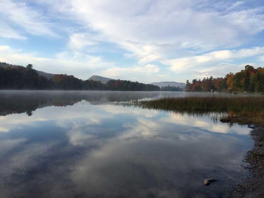 Lake Eden, Eden, VT