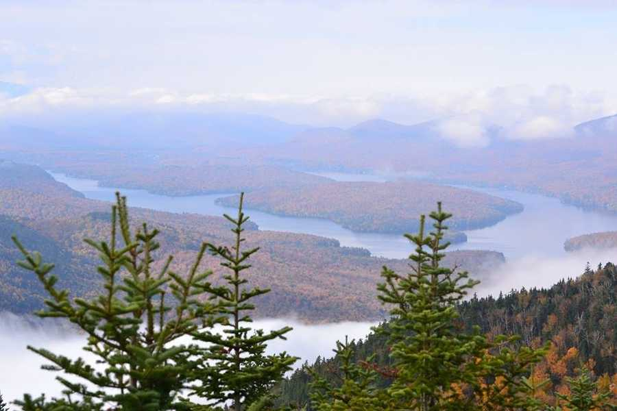 A view from the top of Little Whiteface in NY.Each year as the leaves turn, WPTZ-NewsChannel 5 Facebook fans share their foliage photos with us and other fans. We've assembled your photos into one easy-to-view Fall Foliage Tour led by our Facebook fans. Enjoy. And keep the photos coming!