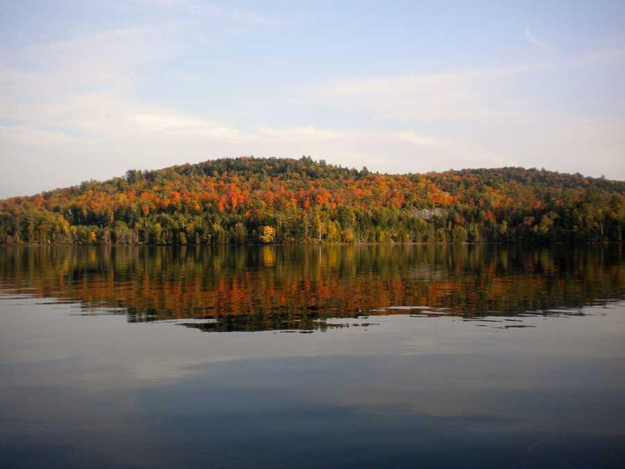 Paradox Lake, N.Y.