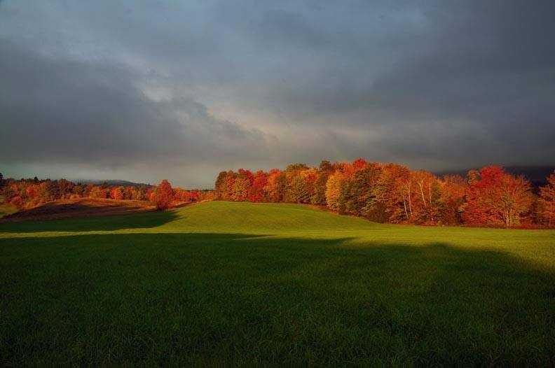 Casey's Field, Underhill, VT