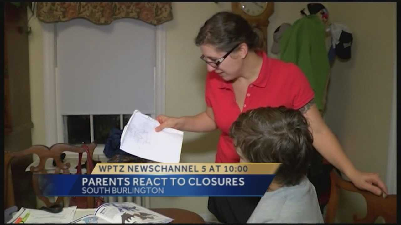 Parents scramble for childcare