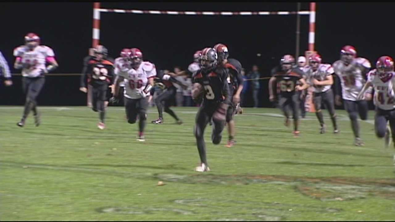 High school playoffs hit the 2nd season, highlights here.