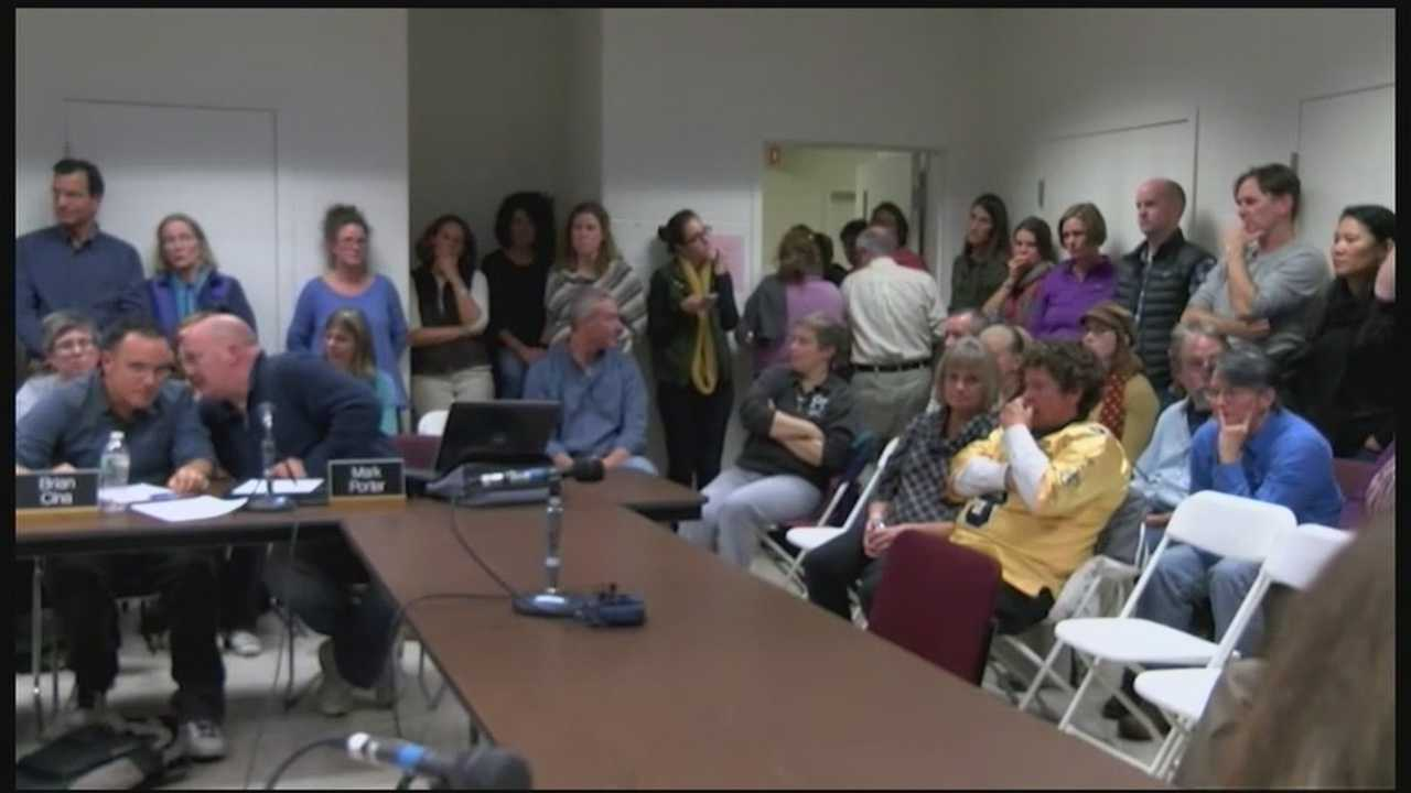 Board holds weekend meeting after administration resignation