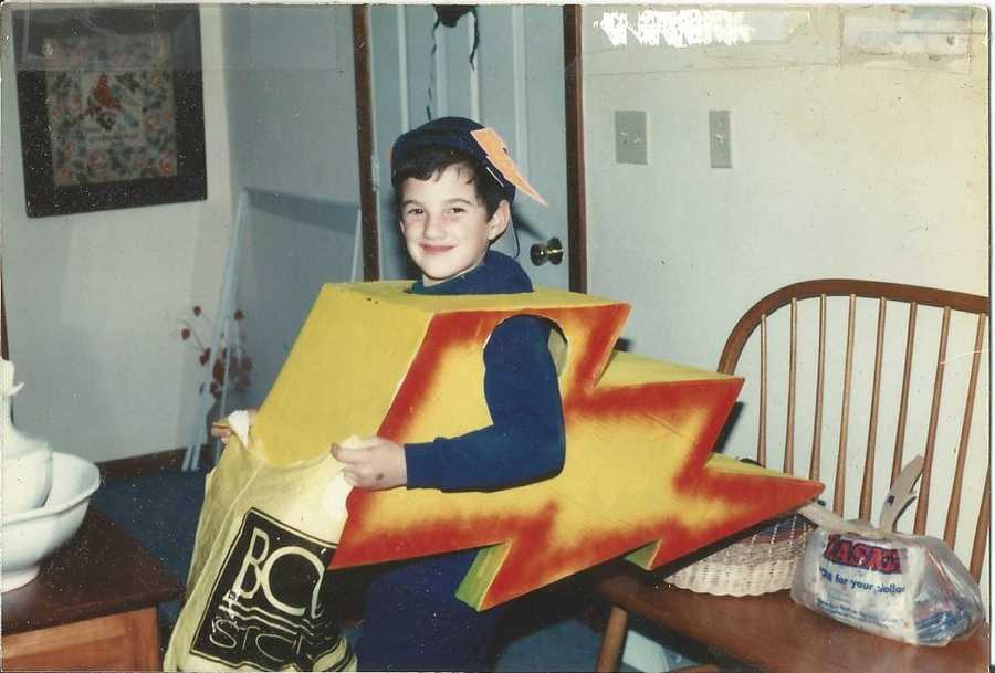 meteorologist john hickey was destined to be where he is today from in early age - Meteorologist Halloween Costume