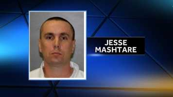 New York State Police arrested Jesse Mashtare, 34, of Morrisonville, on Oct. 31, 214 for allegedly selling and possessing heroin. He's facing three third-degree counts each of criminal possession and criminal sale of a controlled substance. He was arraigned at Clinton County court and remanded by to the New York State Departments of Corrections and Community Supervision.