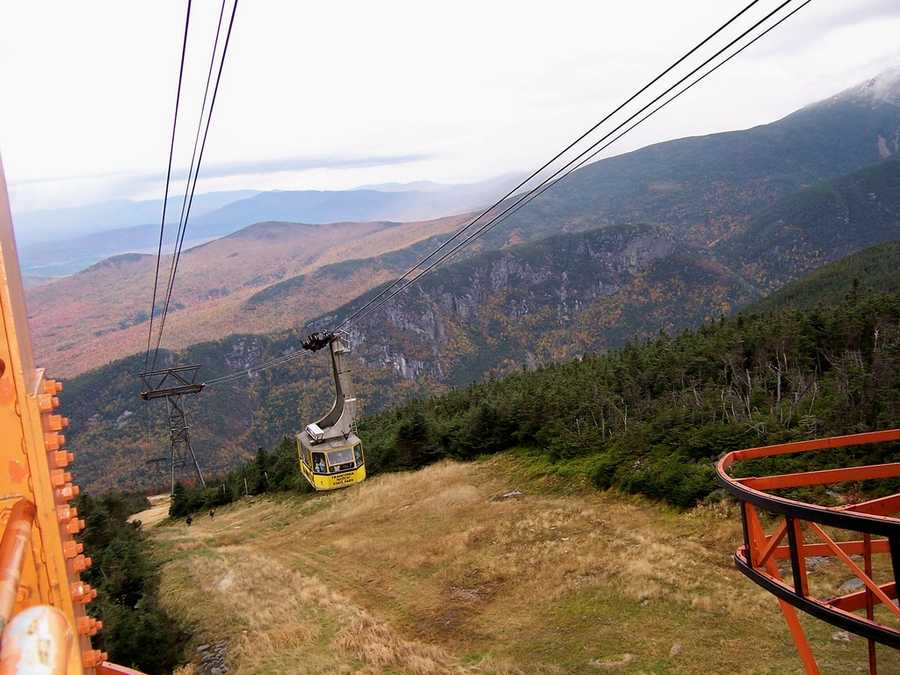 Tickets for the Cannon Mountain Aerial Tramway in Franconia, NH
