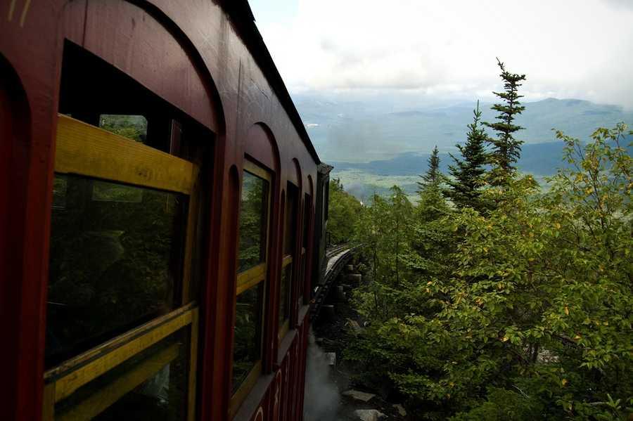 Tickets for the Mt. Washington Cog Railway