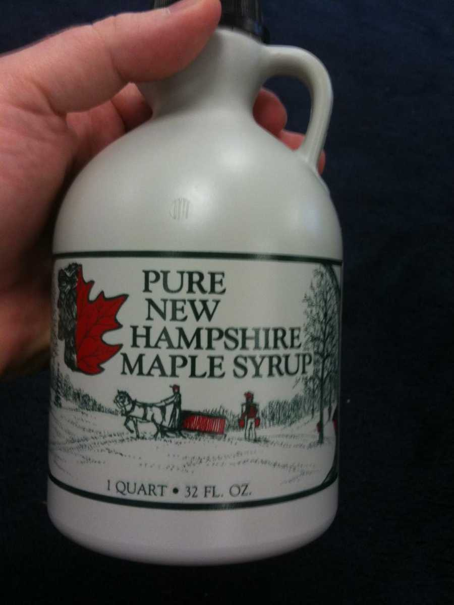 New Hampshire Maple Syrup