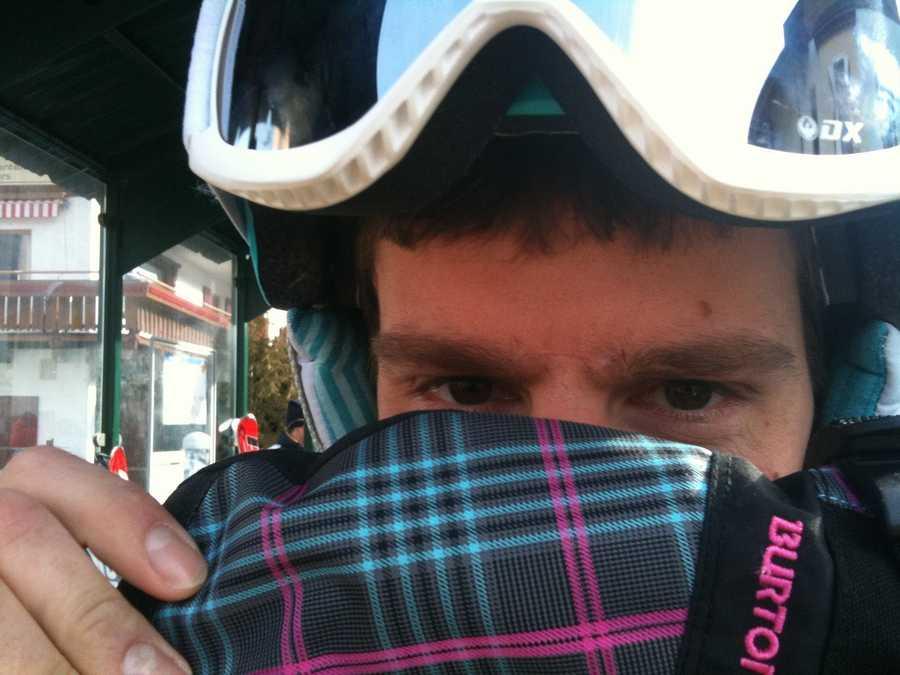 Burton Snow-gear