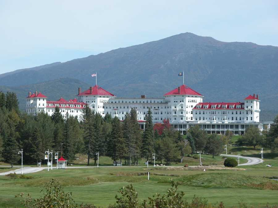 Weekend Getaway at the Mount Washington Hotel