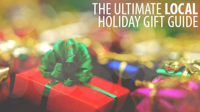 If you're looking to give quintessential local gifts this holiday season we've got you covered. Check out our regional local gift guide for things that represent the area.