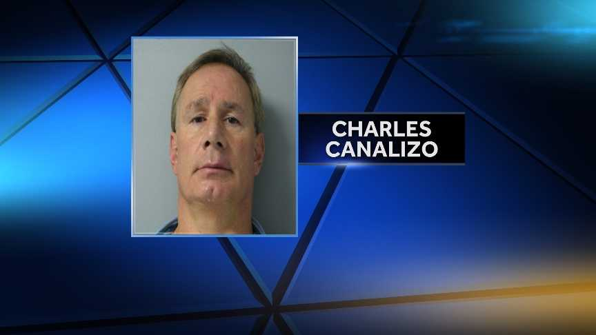 Charles Canalizo, 52, of Florence Ma. was arrested November 15, 2014 for allegedly assaulting his girlfriend at a Higher Ground concert. South Burlington police say he also allegedly damaged a vehicle in the parking lot. Canalizo is charged with domestic assault and unlawful mischief. He is due in Court November 17.