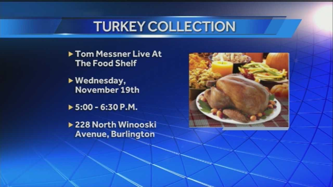 Group wants to bring turkeys to needy families