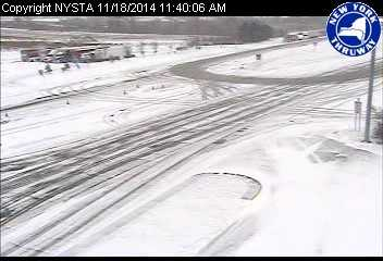 I-90 at Ripley Toll Barrier