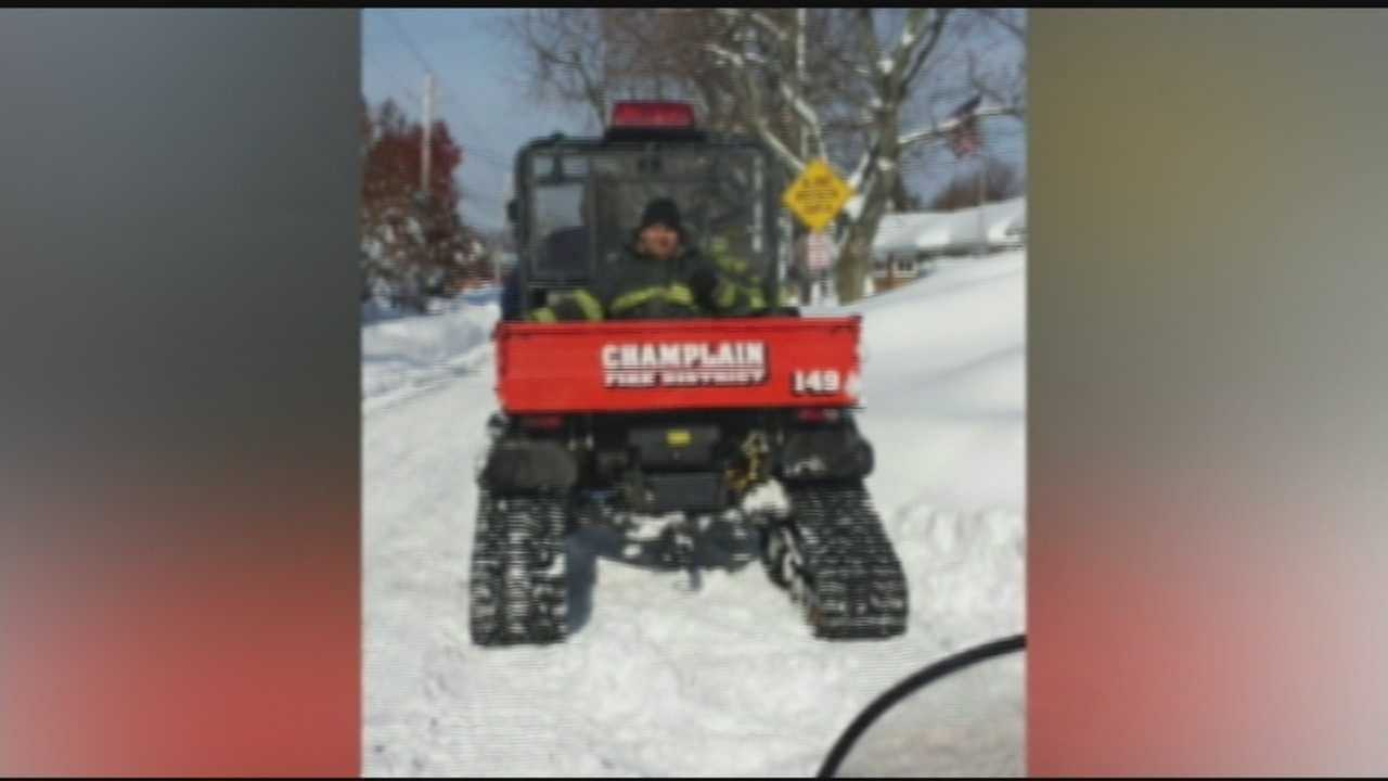 Special North Country snow equipment also helping
