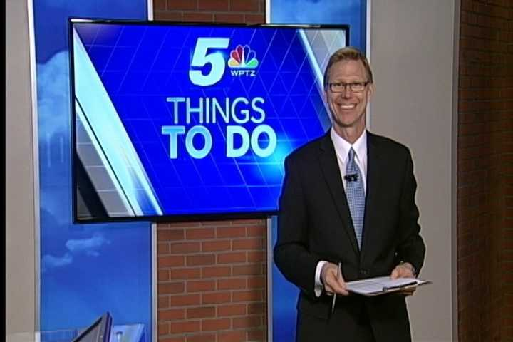 Here is a look at your Saturday things to do