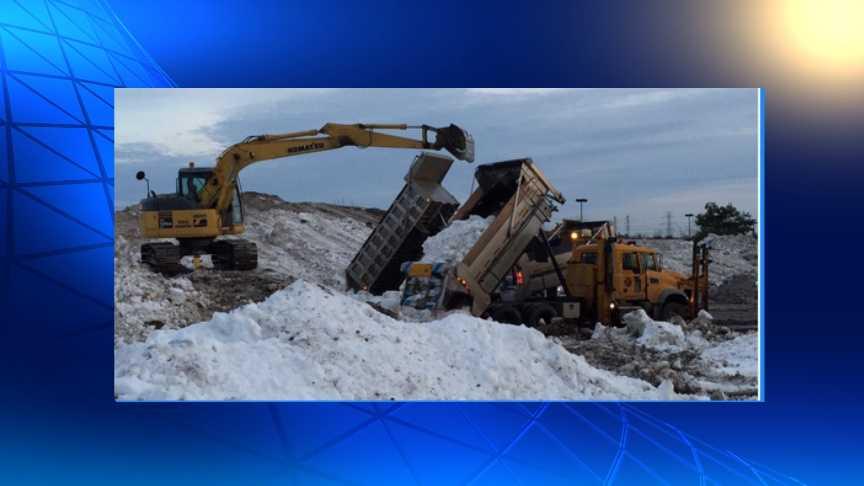Here's how Buffalo handles 7 feet of snow.