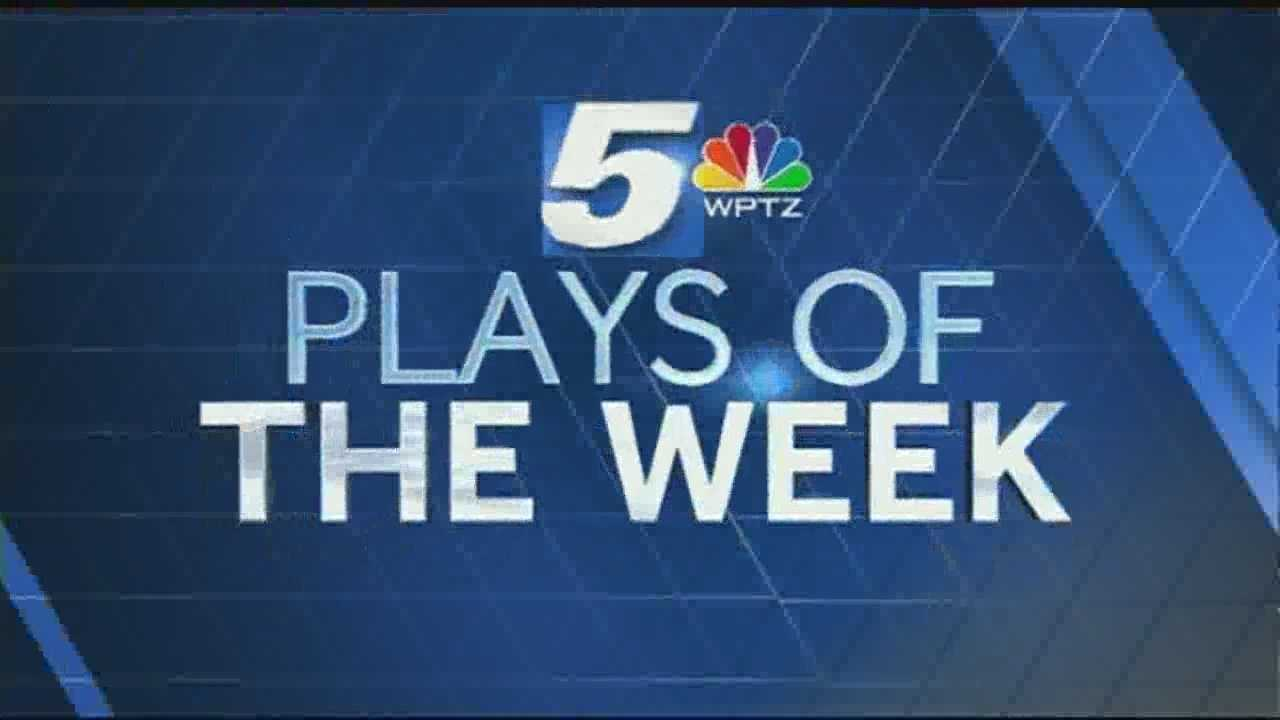 A hockey save, and 4 hoop shots highlight this week's WPTZ Top Plays of the Week.