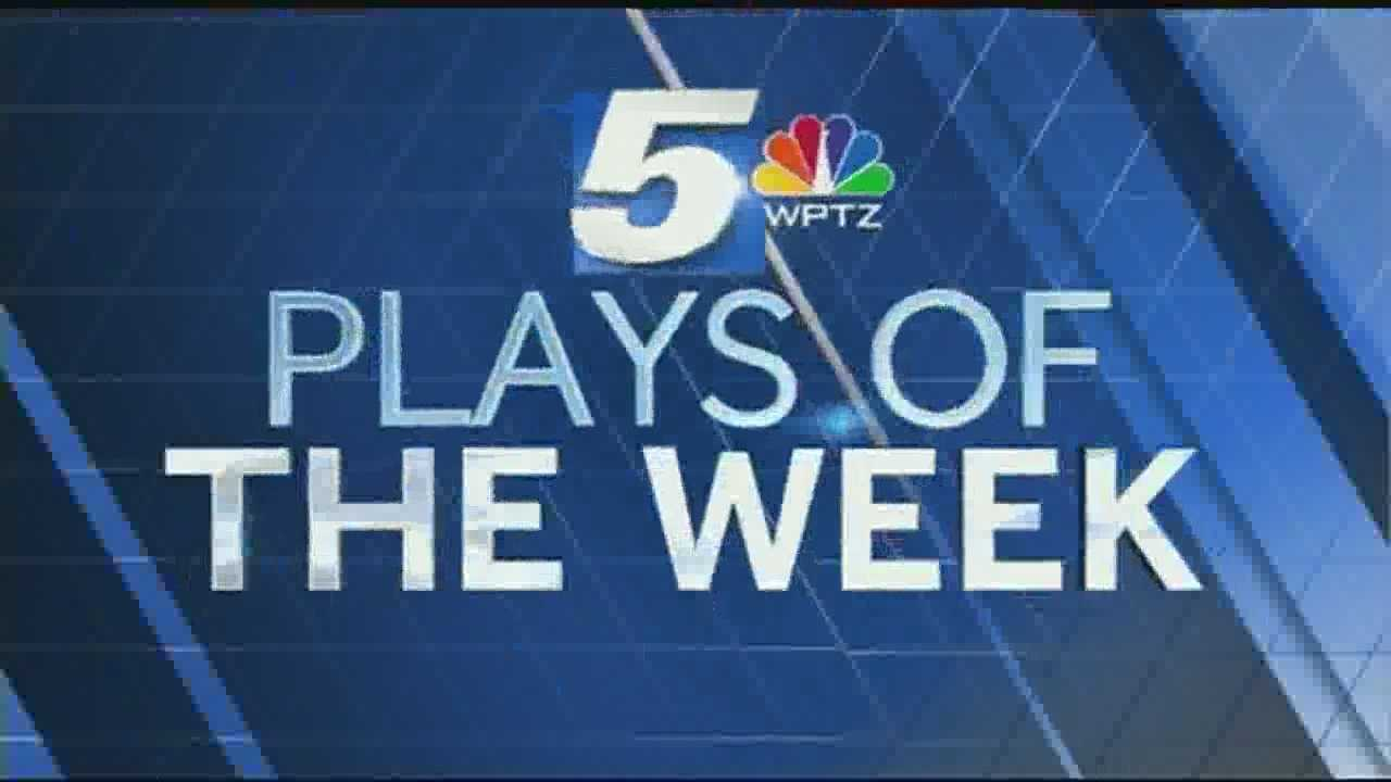 Vote for your favorite WPTZ Top Play from the past week.