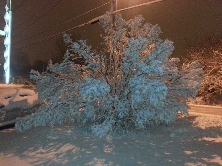 Another view in Plattsburgh via Jamie Prandato.