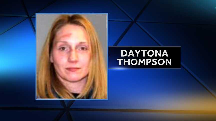 DAYTONA M. THOMPSON, 34 years old of Mineville, New YorkCriminal Sale of a Controlled Substance 4th Degree (2 counts) SuboxoneCriminal Possession of a Controlled Substance 5th Degree (2 counts) SuboxoneRemanded to Essex County Jail in lieu of $5,000 cash bail, or $10,000 bond.