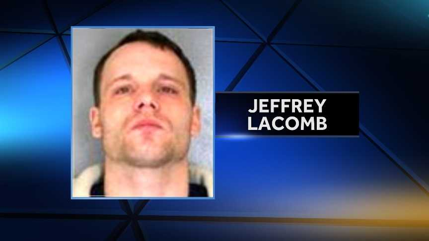 JEFFREY A. LACOMB, 29 years old of Saranac Lake, New York,Currently incarcerated in Essex County JailCriminal Sale of a Controlled Substance 3rd Degree (1 count) HeroinCriminal Possession of a Controlled Substance 3rd Degree (1 count) HeroinRemanded to Essex County Jail in lieu of $5,000 cash bail or $10,000 bond.
