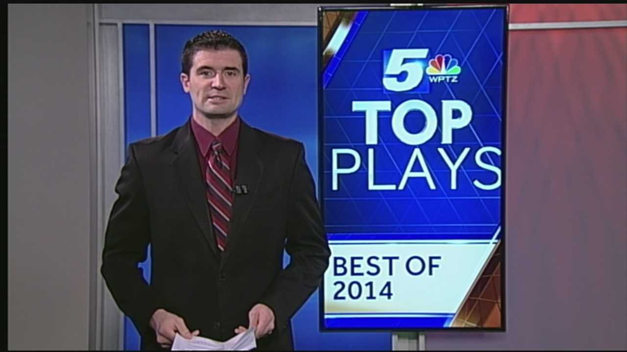 Ken Drake releases the first set of 5 Top Plays of the Year.
