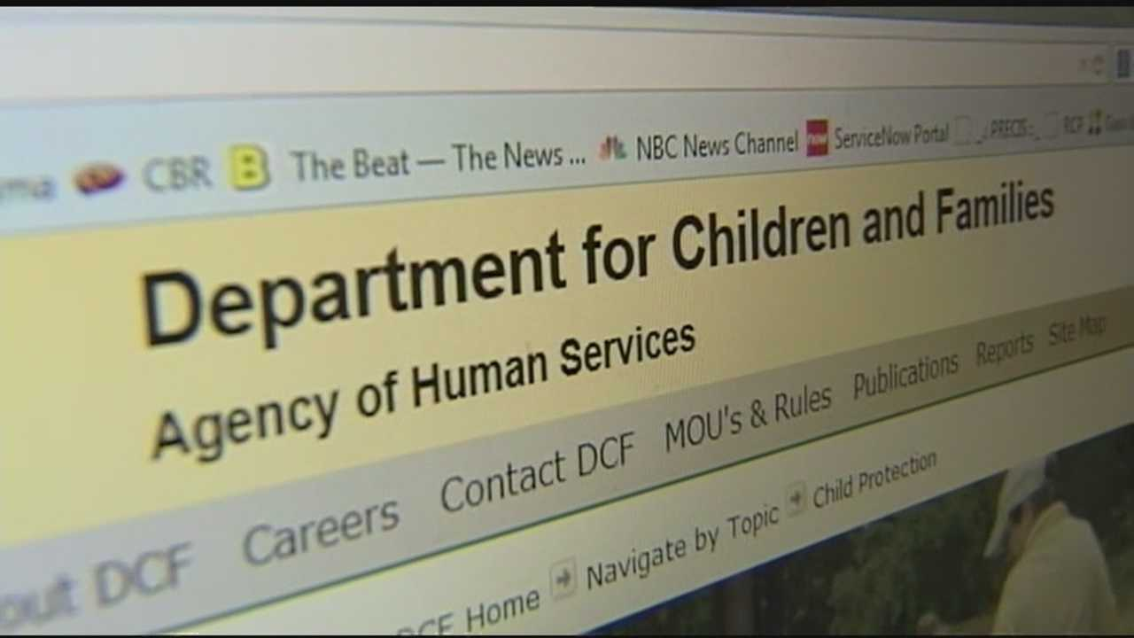 Department for Children and Families website