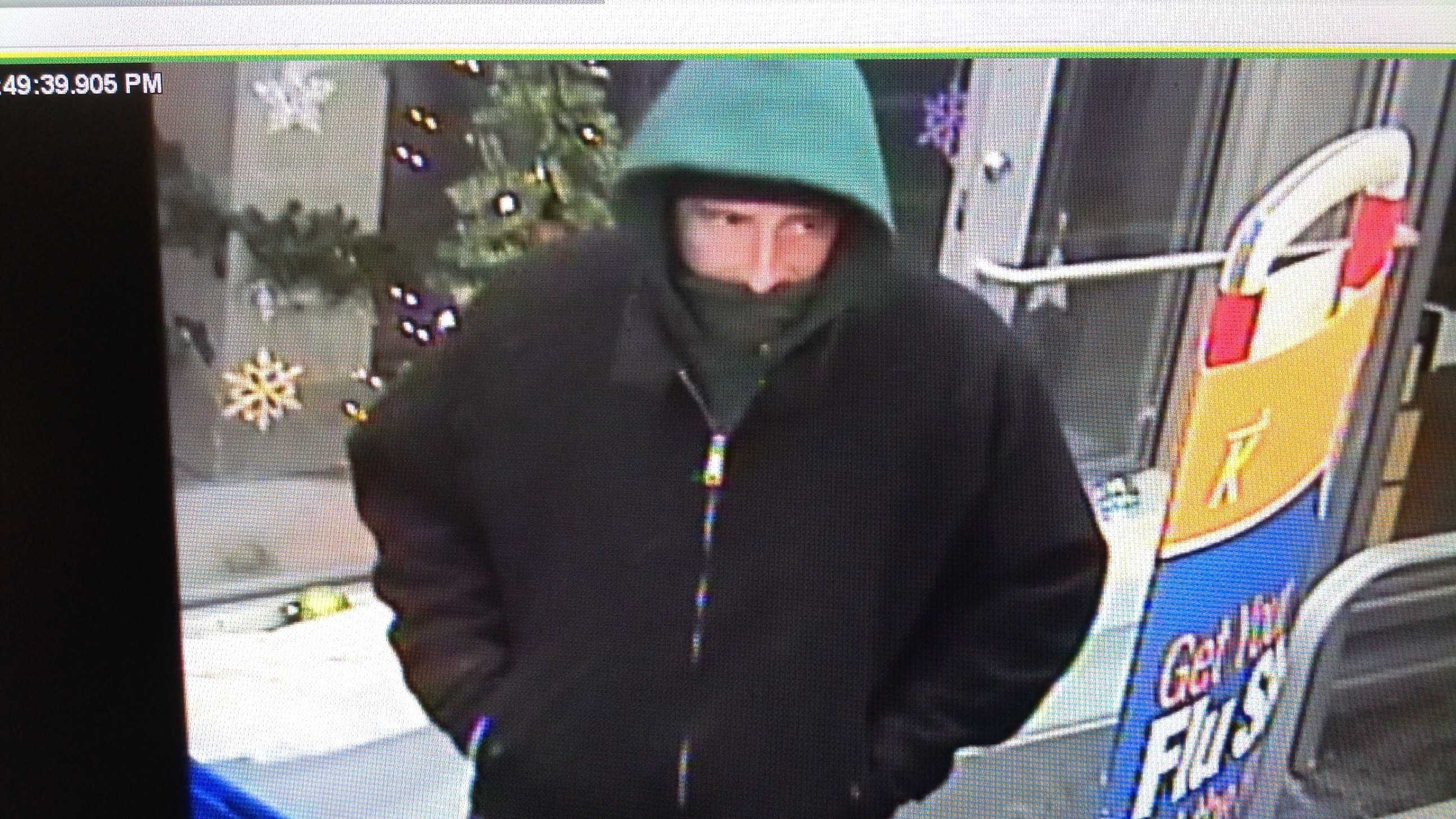 DO YOU RECOGNIZE HIM? Middlebury Police are looking for a man they say made off with narcotics from the Rite Aid Store Sunday evening.  The surveillance picture is from a Kinney Drugs police say he'd been staking out.