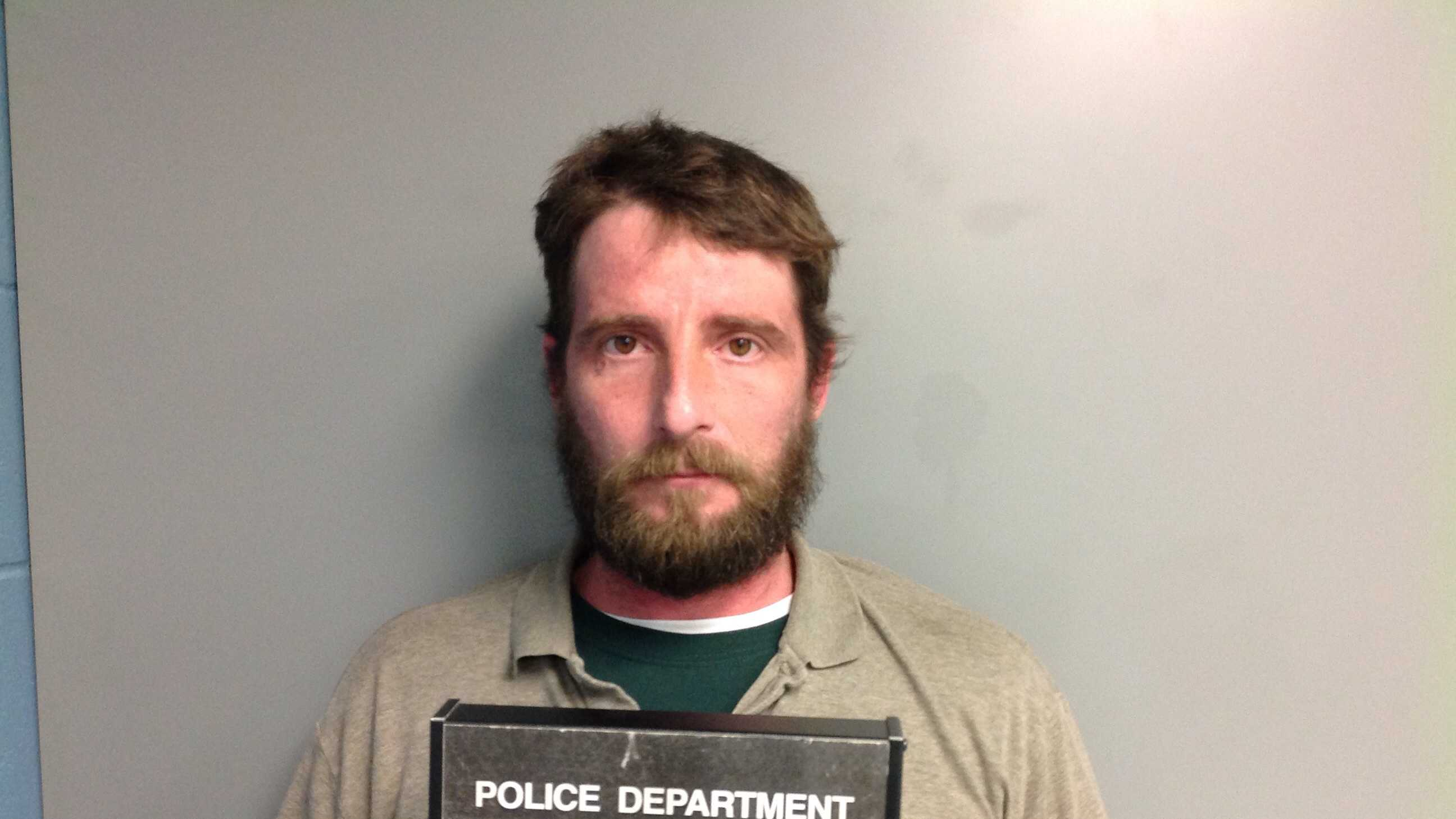 Michael Maheu of Ripton is accused of robbing 30 prescription pain pills from a Rite Aid pharmacy on Sunday, Dec. 28th, 2014