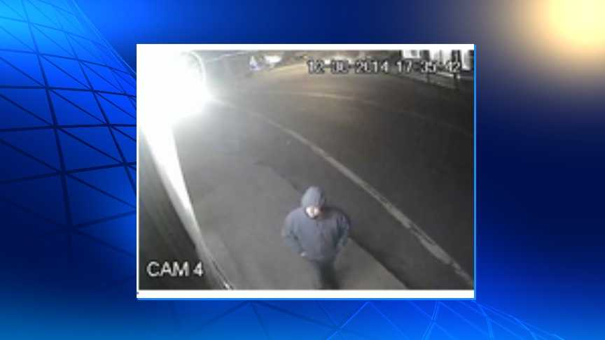 Golden Palace Chinese Restaurant robbery suspect