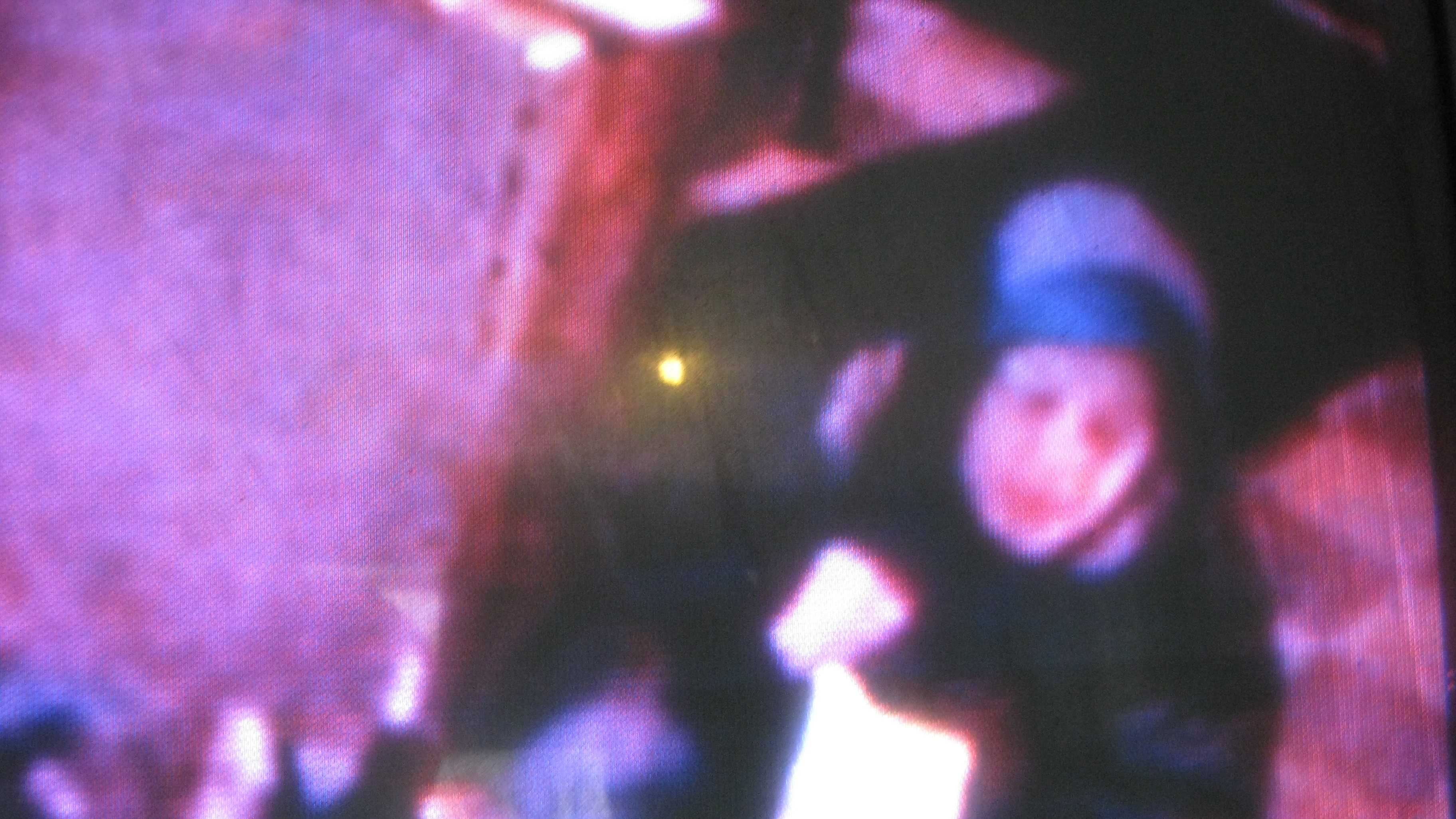 This woman is suspected of robbing Ali Baba's Kabob Shop in Burlington Thursday evening by knife-point.