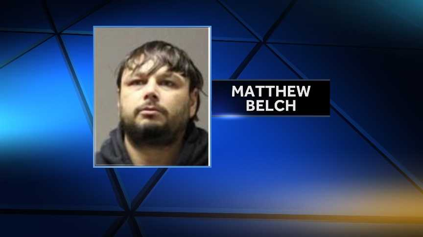 New York State police arrested 36-year-old Matthew M. Belch of Altona on January, 19, 2015 for allegedly possession drugs and guns.  He is charged with second-degree criminal possession of a weapon, multiple counts of criminal possession of a controlled substance, third-degree criminal possession of stolen property and unlawful possession of marijuana.