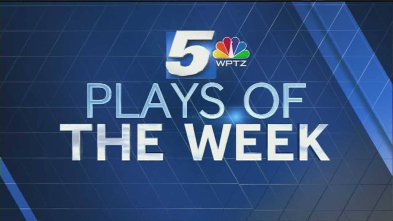 Plays of the Week for Jan. 26th, 2015