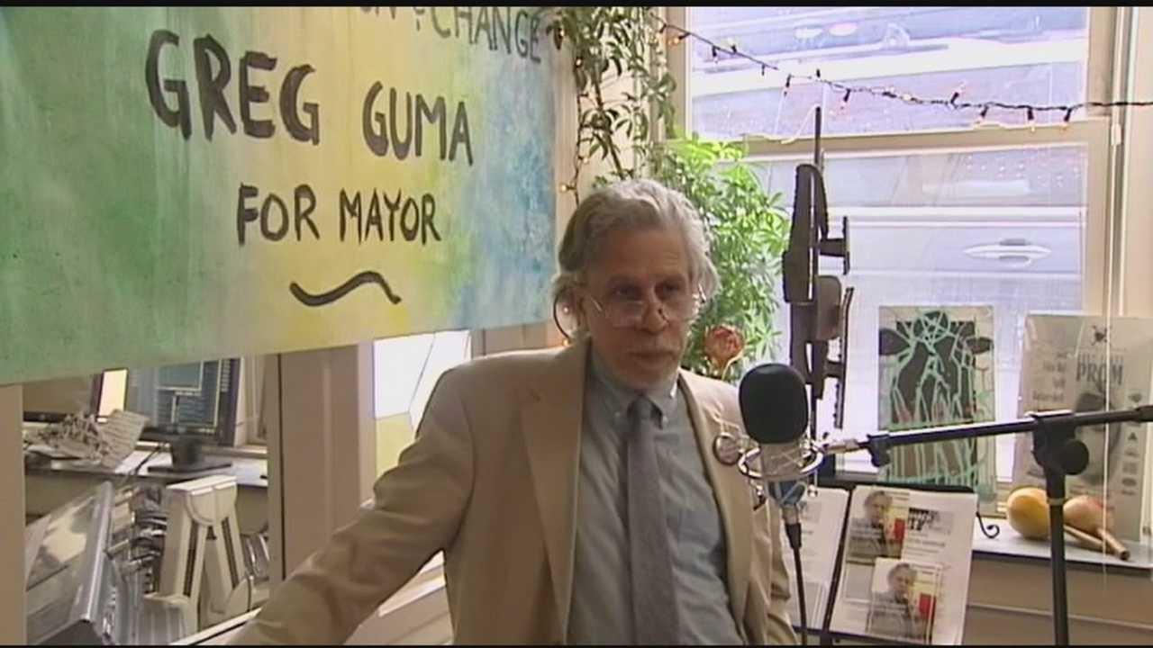 Greg Guma