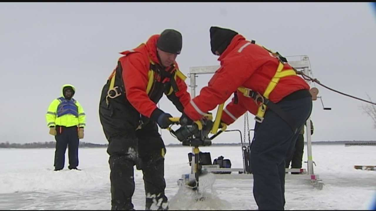 Canadian Pacific Railway company conducts training