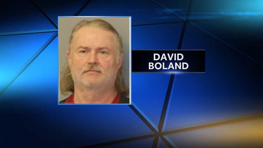 David L. Boland, 54 years old of MoiraCriminal Use of a Public Benefit Card 2nd DegreePetit LarcenyMisuse of Food Stamps