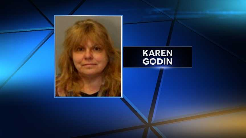 Karen A. Godin, 53 years old of BrushtonCriminal Use of a Public Benefit Card 2nd DegreePetit LarcenyMisuse of Food Stamps