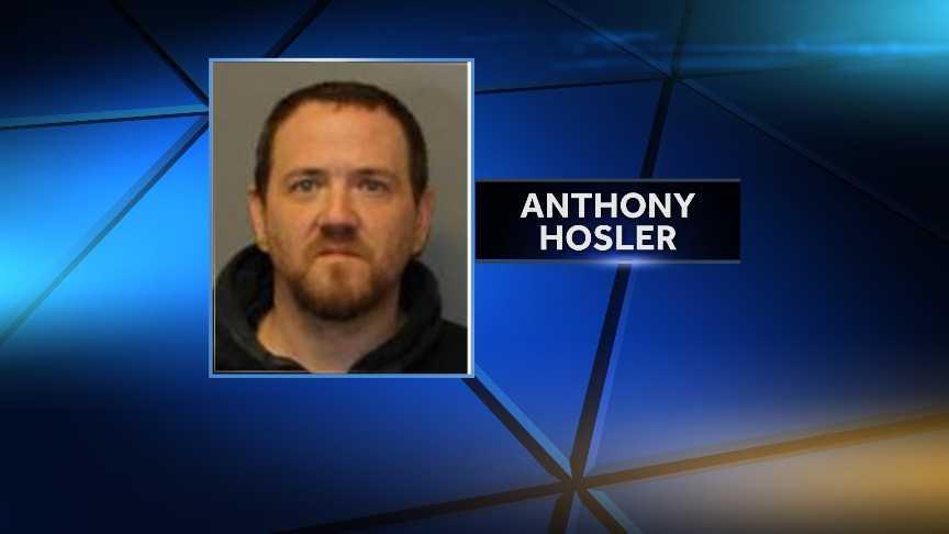 Anthony G. Hosler, 39 years old of BrushtonCriminal Use of a Public Benefit Card 2nd DegreePetit LarcenyMisuse of Food Stamps