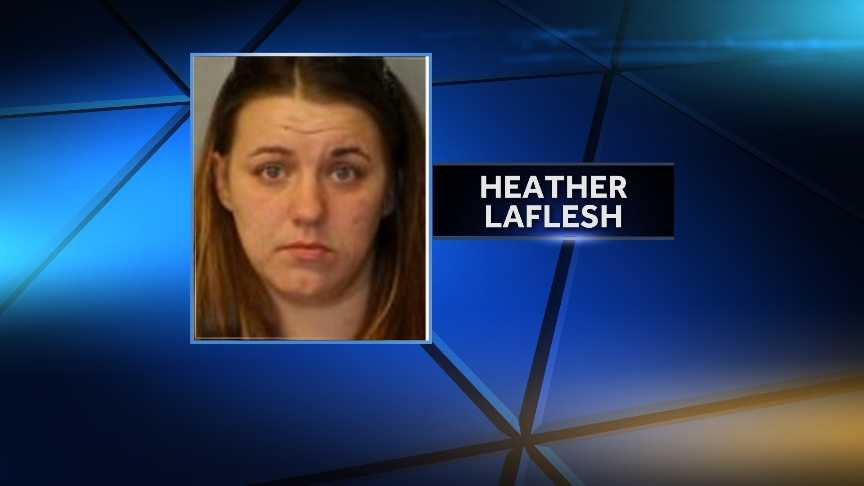 Heather N. LaFlesh, 28 years old of MoiraCriminal Use of a Public Benefit Card 2nd DegreePetit LarcenyMisuse of Food StampsLaFlesh was arraigned in Moira Town Court and remanded to Franklin County Jail in lieu of $2,000 cash bail or $4,000 bond