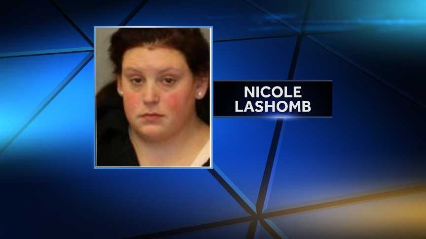 Nicole K. LaShomb, 26 years old of North LawrenceCriminal Use of a Public Benefit Card 2nd DegreePetit LarcenyMisuse of Food Stamps