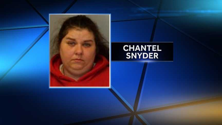 Chantel A. Snyder, 33 years old of MoiraCriminal Use of a Public Benefit Card 2nd DegreePetit LarcenyMisuse of Food Stamps
