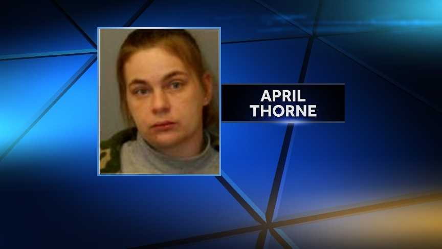 April L. Thorne, 31 years old of BrushtonCriminal Use of a Public Benefit Card 2nd DegreePetit LarcenyMisuse of Food Stamps