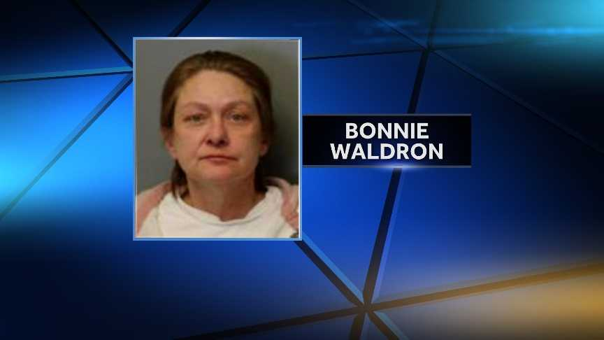 Bonnie J. Waldron, 50 years old of MoiraCriminal Use of a Public Benefit Card 2nd DegreePetit LarcenyMisuse of Food Stamps