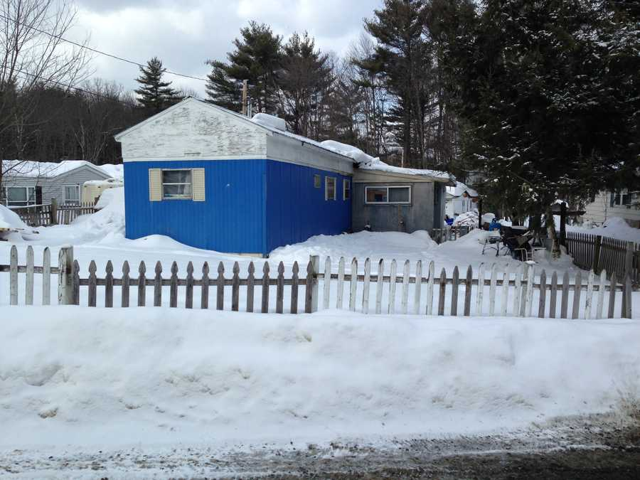 Police are investigating a fatal stabbing at this home in Shady Pine Mobile Home Park in Westminister, Vt. Police say Lonnie Place, 38, stabbed Michael Johnson, 37, of Bellows Falls Sunday. Place is charged with manslaughter.