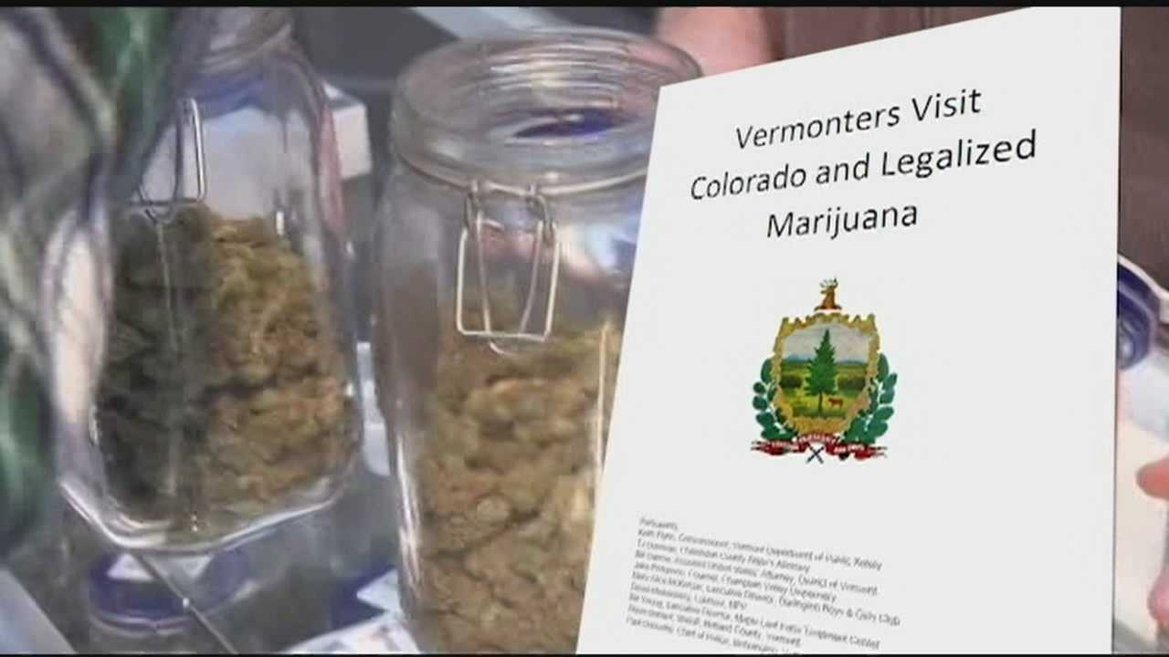 No recommendation made on whether Vermont should or should not legalize.