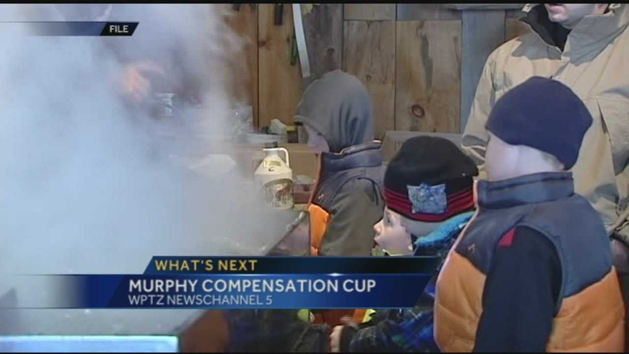 WPTZ's David Schneider has a look at what's next with Murphy's Compensation Cup.
