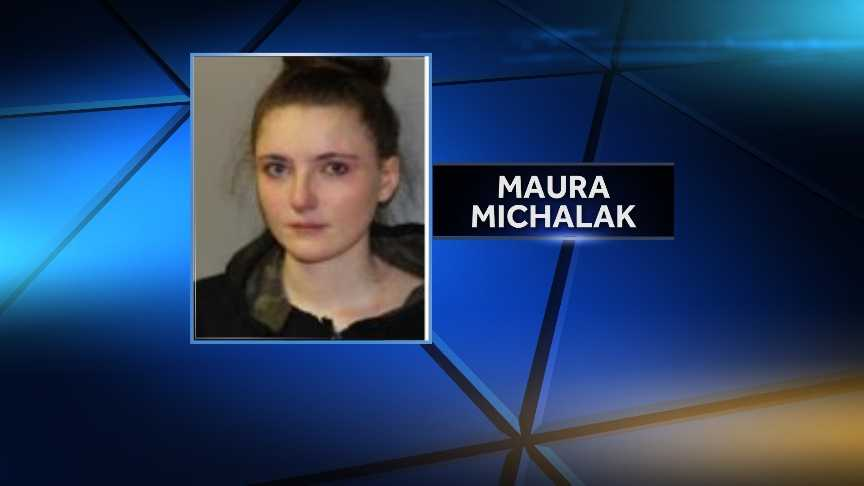 Maura E. Michalak, 25 years old of Ticonderoga, New YorkCriminal Sale of a Controlled Substance 4th Degree (1 count) SuboxoneCriminal Possession of a Controlled Substance 5th Degree (1 count) SuboxoneReleased on her own recognizance.