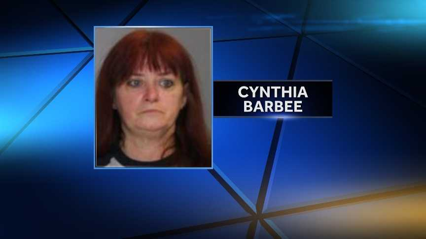 Cynthia P. Barbee, 49 years old of Port Henry, New YorkCriminal Sale of a Controlled Substance 3rd Degree (2 counts) HydrocodoneCriminal Possession of a Controlled Substance 3rd Degree (2 counts) HydrocodoneRemanded to the Essex County Jail in lieu of $2,500 cash bail, $5,000 bond.